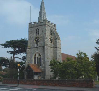 Chobham Church